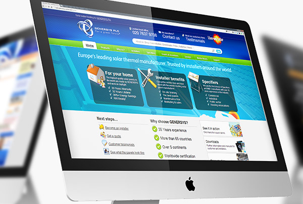 Genersys websites